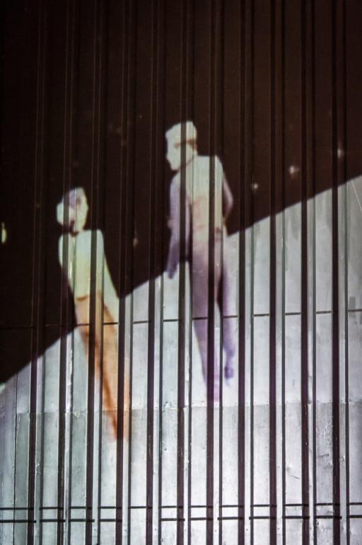 hanna lenz Hose Fahrrad Frau / Staatstheater Braunschweig
