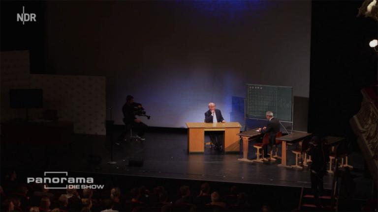 hanna lenz Panorama -die Show / NDR