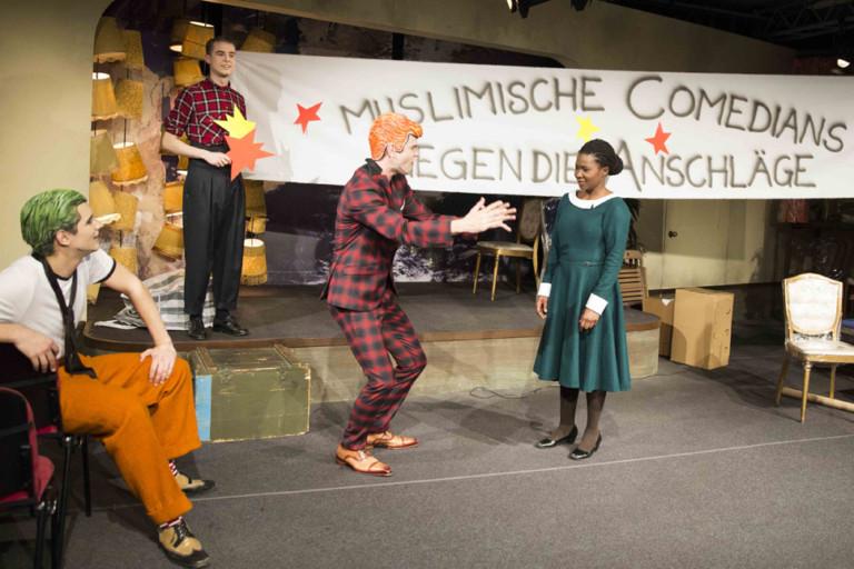 hanna lenz funny girl / Junges Schauspielhaus Hamburg