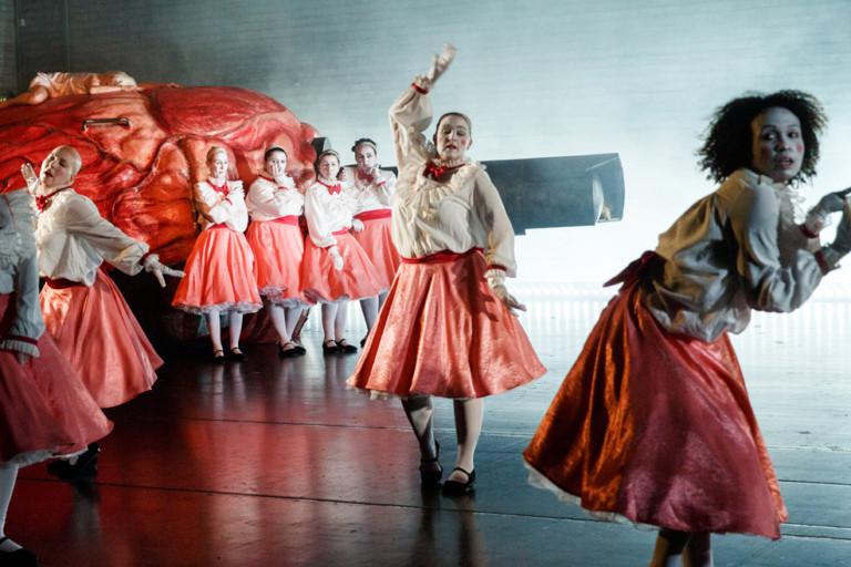 hanna lenz Radikale Akte / Badisches Staatstheater Karlsruhe